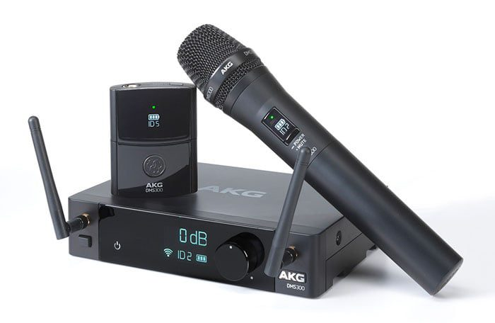 Microphone Série Dms Akg