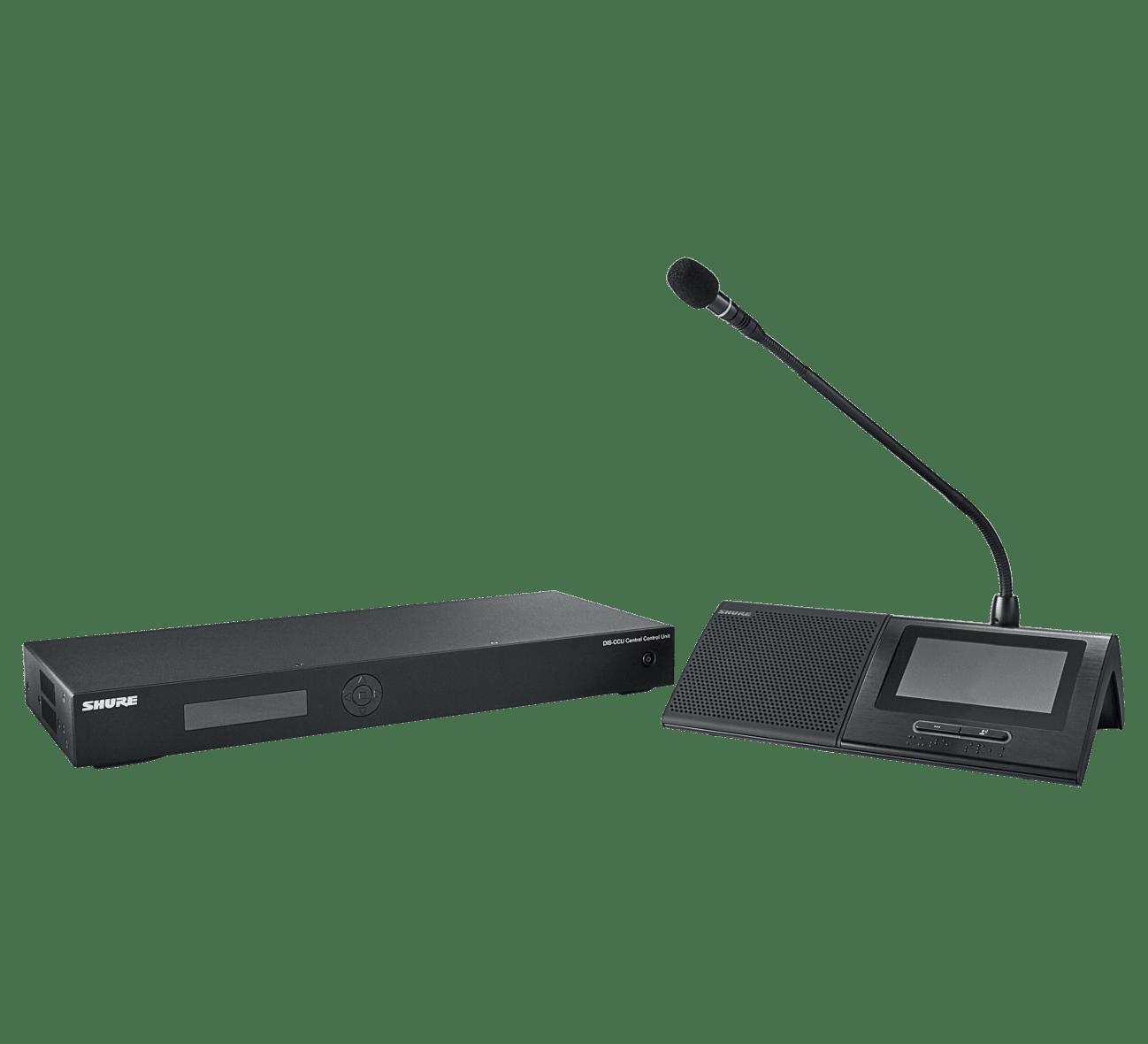 Système de conférence numérique Microflex Complete, SHURE